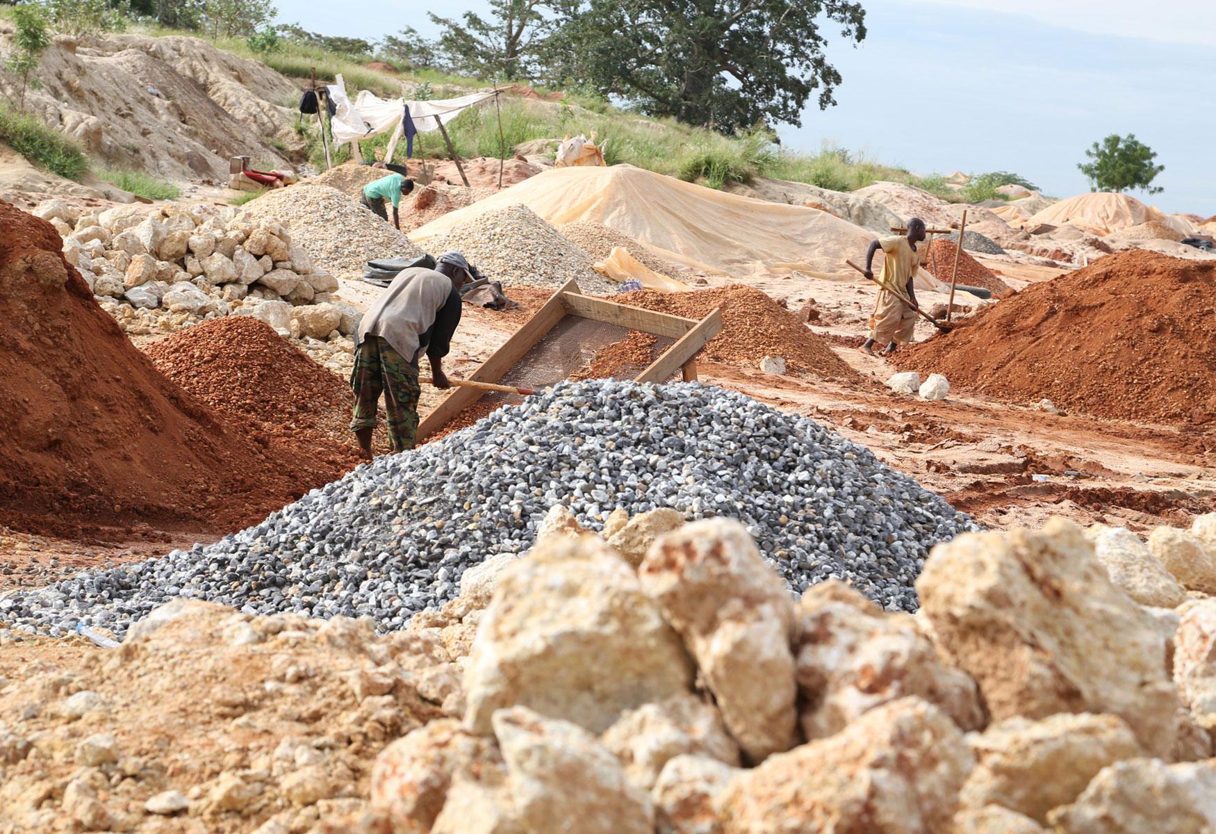 local africano duro en Baracaldo
